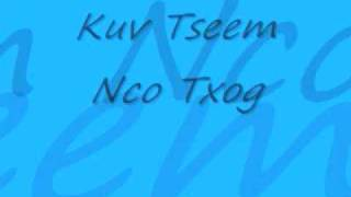 Tee Vang - Kuv Tseem Nco Txog