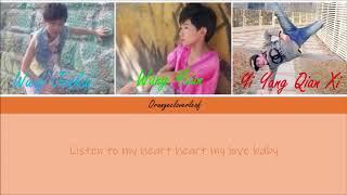 TFBoys - Heart Lyrics (Color Coded _ 中字/Pinyin/Eng) Mp3
