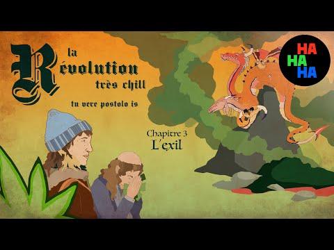 Révolution très chill - Épisode 3 | Chapitre 3 : L'Exil | Juste pour rire MONTRÉAL 2021