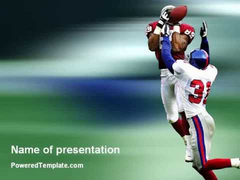 American football atlanta falcons powerpoint template by american football atlanta falcons powerpoint template by poweredtemplate youtube toneelgroepblik Image collections
