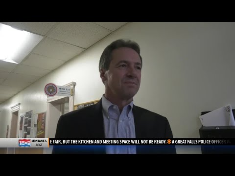 Governor Bullock makes surprise visit to Butte