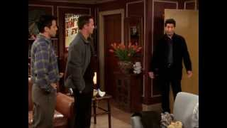 One of the best scene of Friends!