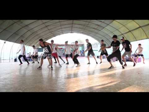 Black Sea Dance Camp 2016: Bryson Tiller - Exchange by Alisa Tsitserenova (Choreography)