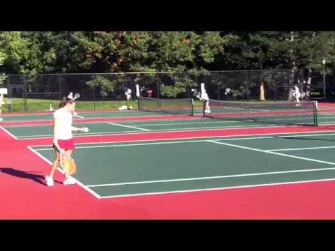Union Tennis vs Hartwick