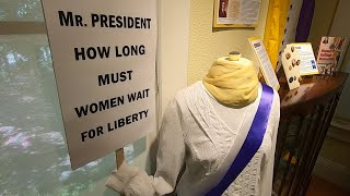 Culture Buzz:  Exhibit Celebrating 19th Amendment at Fielder House Museum