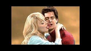 Amazing SpiderMan Funny Kissing[HD]