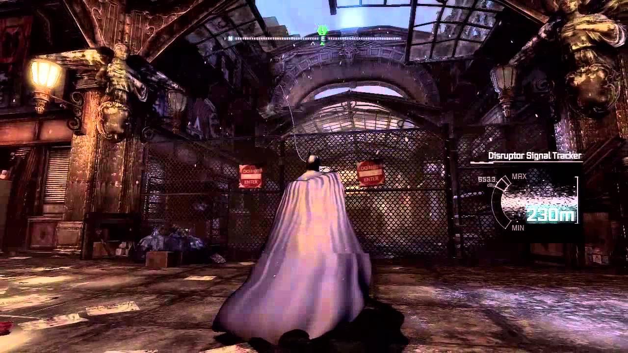 Batman Arkham City - Walkthrough Part 10 - To The Trains ...