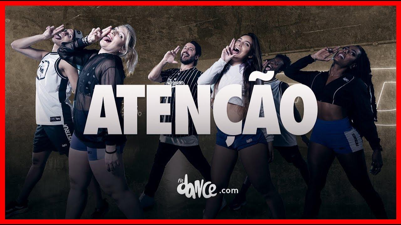 Atenção - Pedro Sampaio, Luísa Sonza | FitDance (Coreografia) | Dance Video