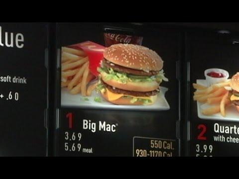 Best weight watchers options at mcdonalds