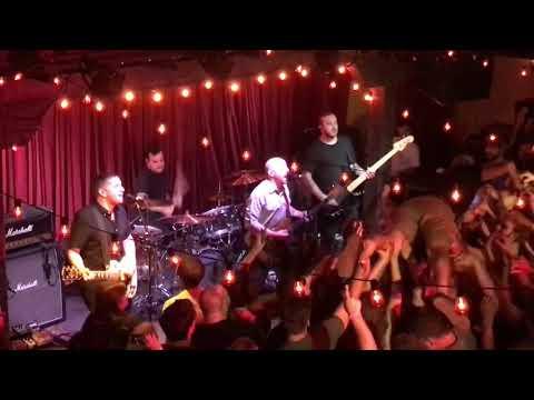The Menzingers @Colony, Woodstock, NY 7/21/19