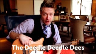 """Lloyd of The Deedle Deedle Dees plays """"I'm A Duck!"""" for MyMusicRx @ SXSW 2017"""