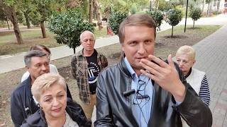 """Поджоги в Сочи!  Слушается дело № 6 """"Кто заказал и финансировал поджоги?"""""""
