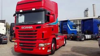 SCANIA R 480 RETARDER MAKE 2011 802.000KM