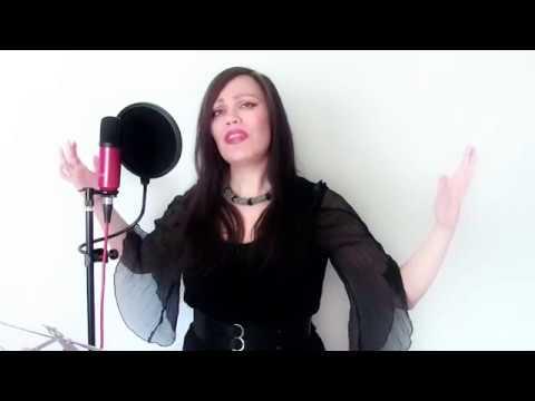 A mezzo-soprano from Finland sings Ever Dream of Nightwish