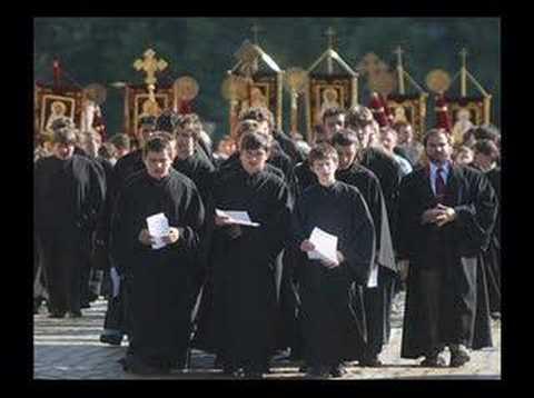 Достойно есть -  Bulgarian Orthodox Church (hymn to the Virgin)