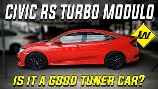 2019 Honda Civic 1.5 RS Turbo Modulo Sport test drive, review -Philippines