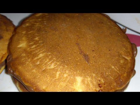 Dora Cakes | Dorayaki | Eggless Pancakes Recipe | Kid's Favourite Food | Children's Day Special