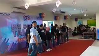 Audition Got Talent HUT 123 BRI Kanca Magetan #3879 Plaosan Squad