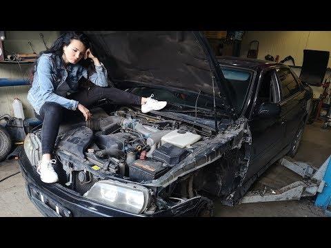 СТРАШНОЕ прошлое моего Toyota CHASER №3 серия