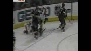 Hockey Sobre Hielo - Accidente Mortal