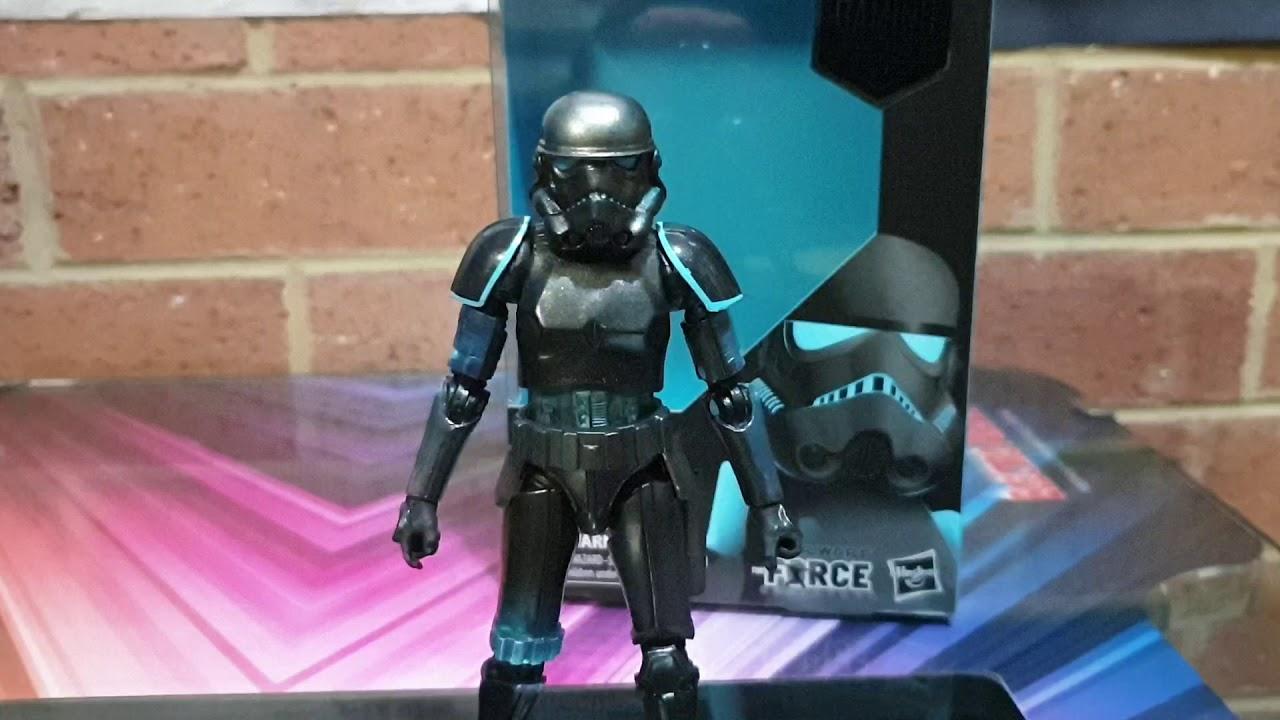 "6/"" Black Series Star Wars Action Figure Darth Vader Boba Fett Stormtrooper Limit"