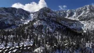 Mount Charleston in Nevada gets fresh blanket of snow