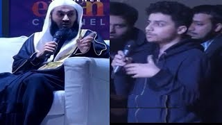 how to get to know someone for marriage? ask mufti menk 2018