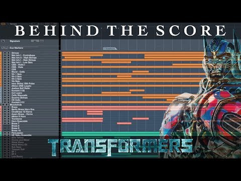 Behind the Score: Transformers