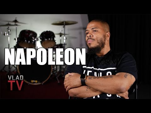 Napoleon (Outlawz) on Moving Him & His Family to Saudi Arabia