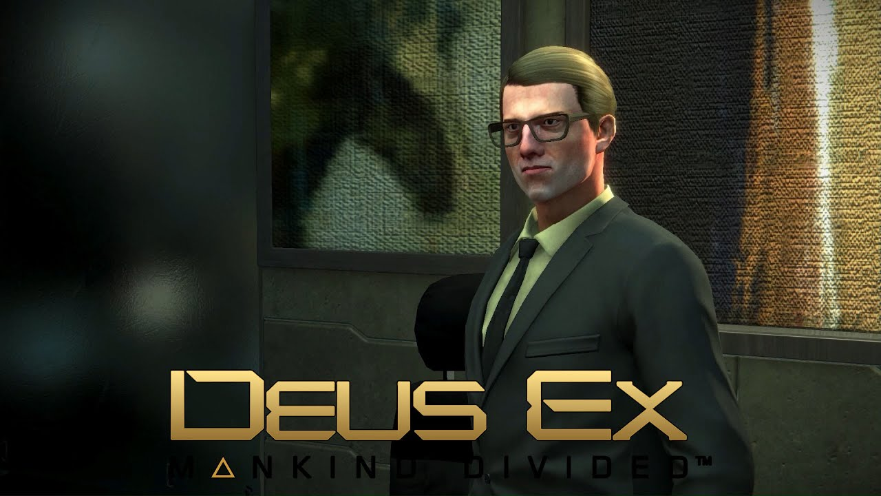 Deus Ex Mankind Divided - SM05 Samizdat, Dig up dirt in the CEO's Office  Objective, Quick Route (HD)