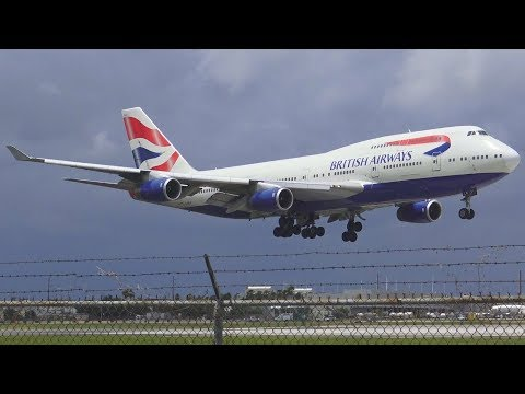 EPIC Plane Spotting at Miami International Airport