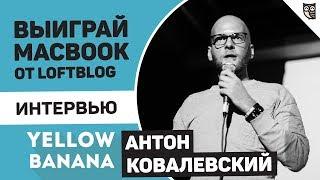 Антон Ковалевский, Йеллоу Банана: Мемы, хайп, тренды интернет-маркетинга 2017