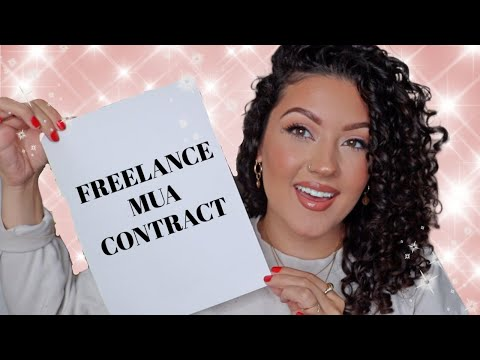 👰🏻 BRIDAL MAKEUP ARTIST CONTRACTS, DEPOSITS AND POLICIES as a freelance MUA