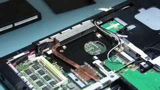 Чистка системы охлаждения ноутбука ASUS K 50(, 2011-09-26T07:01:30.000Z)