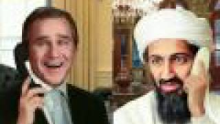 George Bush and Osama Bin Laden Sketch watch and download free song @ chillboat.com