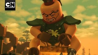 The Fall of Nadakhan | Ninjago | Cartoon Network