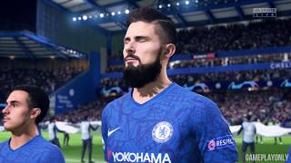 FIFA 20 - Chelsea vs Liverpool Full Match Gameplay (No Commentary)