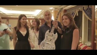 M PREMIERE: Concert of Valeriy Meladze in Burj Al Arab