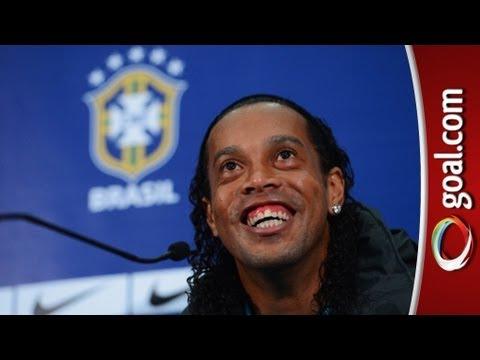 HE'S BACK! Ronaldinho set to make 100th appearance for Brazil