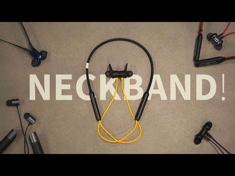 Best Neckband Bluetooth Headset Under 3000