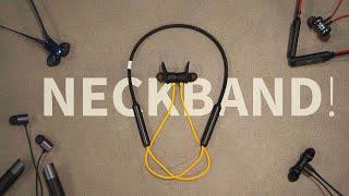 Best Neckband Bluetooth Headset Under 3000