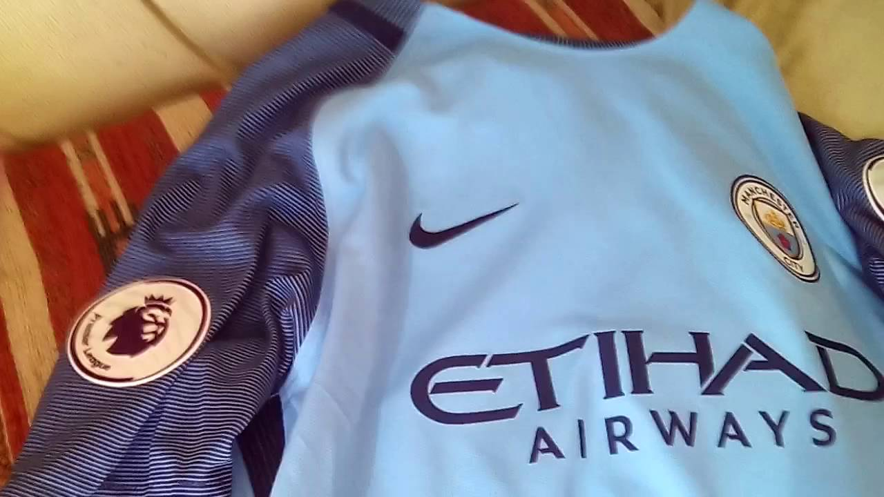 huge discount 041c9 debdf new man city Jersey 2017 and more