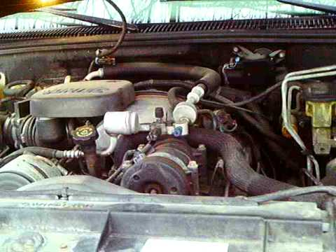 1998 Chevrolet Suburban 2500HD 454 Vortec 4x4 - YouTube