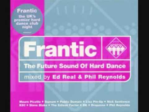 Frantic - The Future Sound Of Hard Dance (Disc 2 - Phil Reynolds)