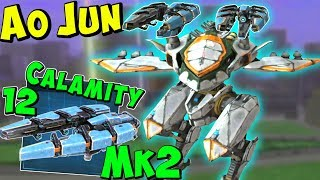 War Robots Live Stream & Gameplay of the New 4.7 Update with Mk2 Max Calamity AO JUN and other new WR setups. 2 Hours of Fun if you have the time.