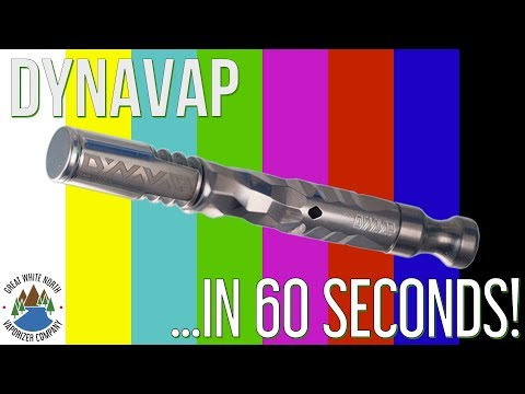 DynaVap in 60 Seconds | Ultra Portable, High Performance | GWNVC's Vaporizer Reviews