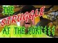 VALLEY TRANSPORTATION !!! THE STRUGGLE AT THE PORT !!!
