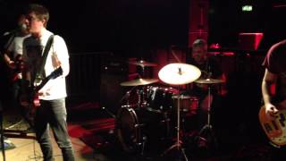 "Trails ""A Turn of Phrase"" live at Studio 24, Edinburgh - 18th April 2015"