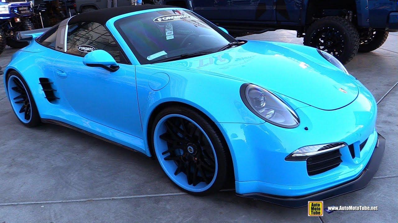 Porsche wide body kits