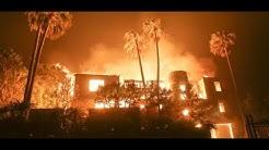 MALIBU: Villa von Thomas Gottschalk offenbar komplett abgebrannt